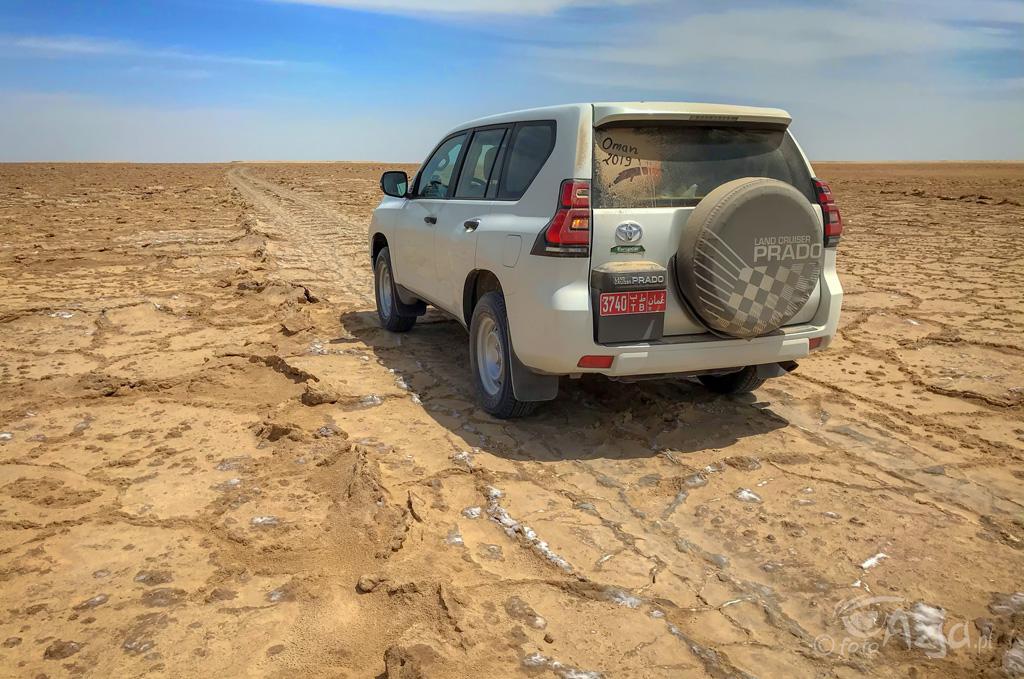 Wyprawa samochodowa do Omanu, 17 dni