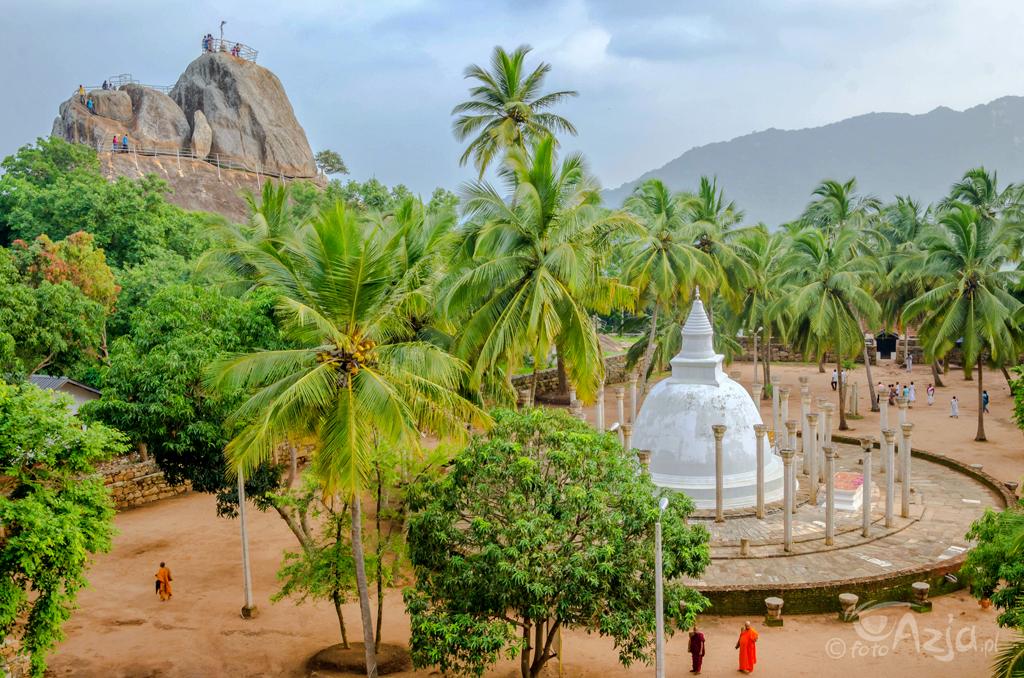 Wakacje na Sri Lance, 14 dni, zwiedzanie i wypoczynek przy plaży